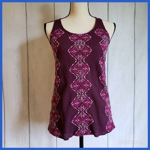 Mossimo Embroidered Tank